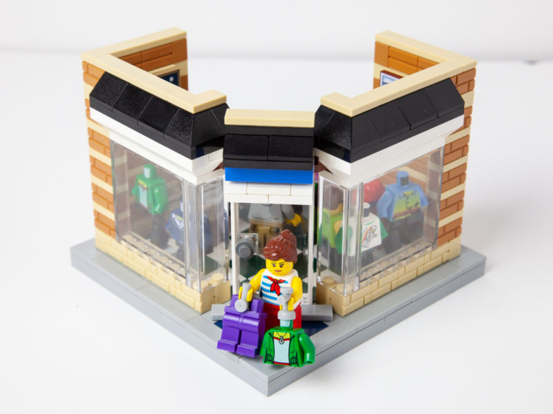 On Deck Outlet Store Lego photo by Door County Bricks
